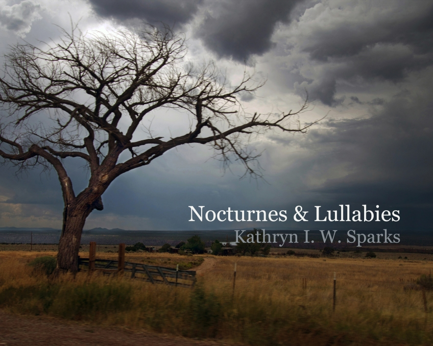 Photo: Nocturnes & Lullabies, Book Cover