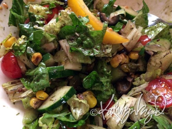 Photo: Awesome Autumn Salad